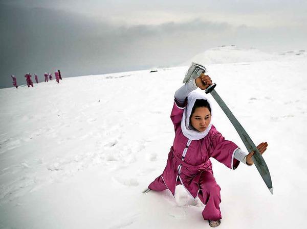 Afghanistan Schnee