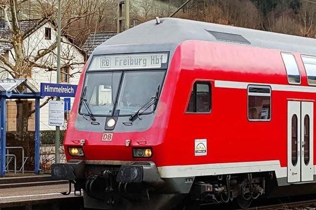 Höllentalbahn fährt nach Sperrung wieder