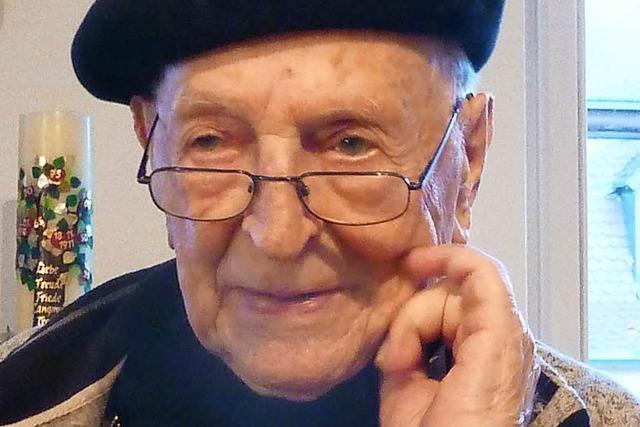 Ältester Priester der Erzdiözese Freiburg mit 105 Jahren gestorben