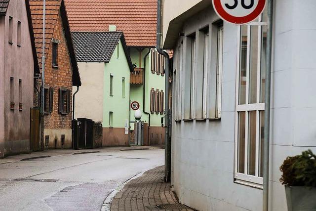 Sanierung der Kreisstraße kommt Mahlberg teuer