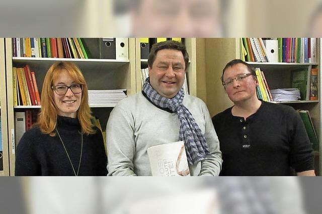Volker Manz löst Johannes Röderer ab