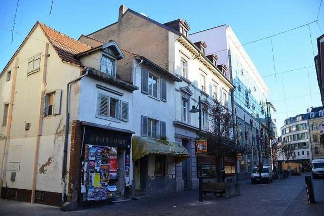 Bald gibt es eine Lücke in der Lörracher Innenstadt