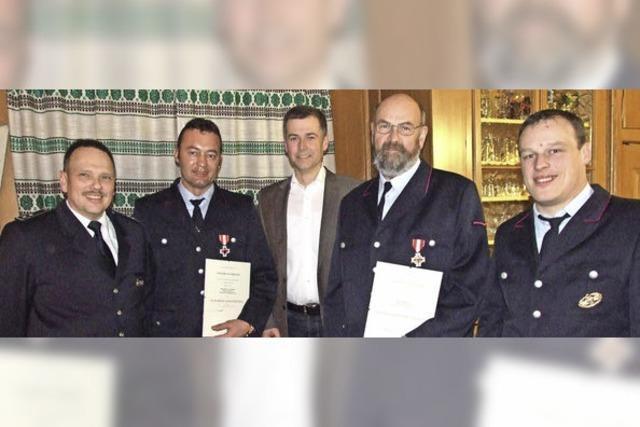 Feuerwehrabteilung bestens aufgestellt