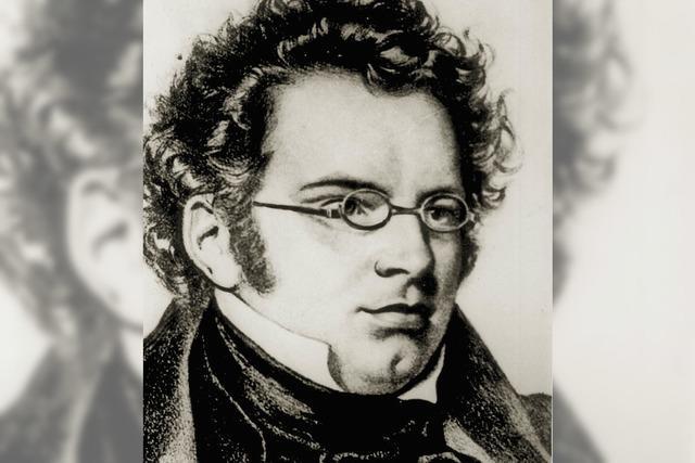 Das Collegium Vocale Freiburg mit Musik von Franz Schubert