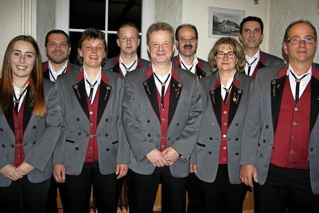 Harmonische Töne in Gersbach
