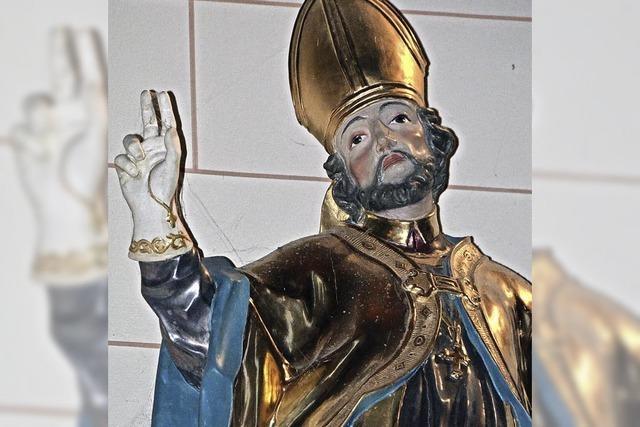 Buchenbach feiert seinen Kirchenpatron
