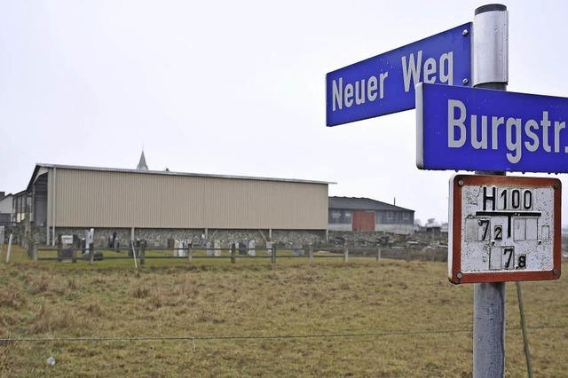 Bad Krozinger Bauboom geht weiter