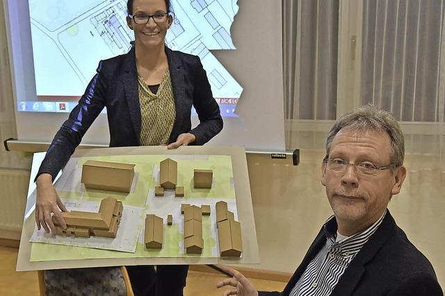 St. Josefshaus plant inklusive Wohnanlage