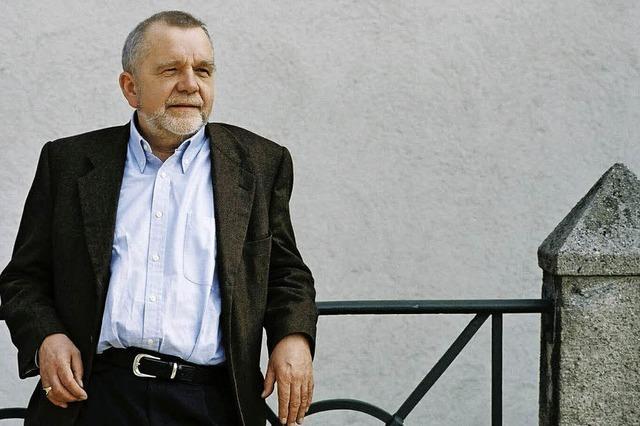 Der Autor Rüdiger Safranski über Martin Heidegger