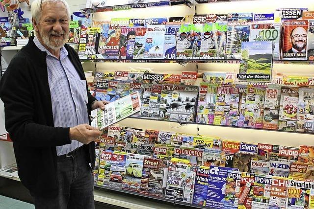 Paul Erhart gibt seinen Laden ab