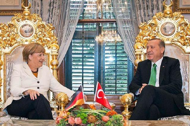 Wird Merkel türkische Oppositionelle treffen?