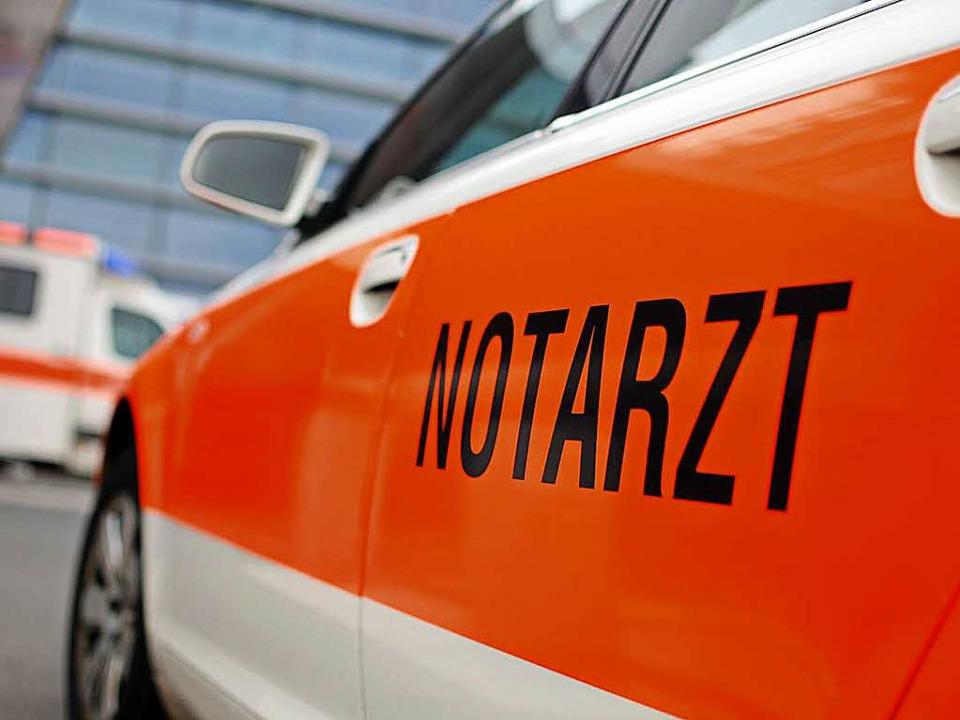 Tödlicher Unfall auf der L 106 bei Bleichheim.    Foto: Felix Abraham - Fotolia