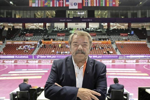 Der Offenburger Schiedsrichter Manfred Prause beendet seine Karriere