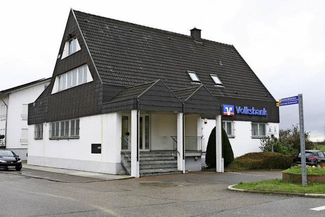 Gemeinde kauft Bankhaus