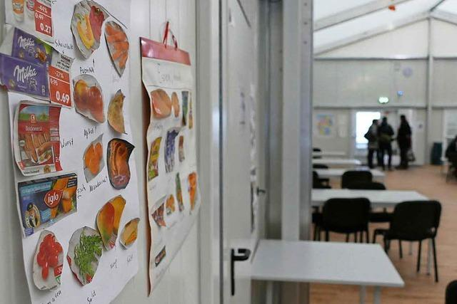 Kein Start nach Maß in Lörracher Flüchtlingsunterkunft