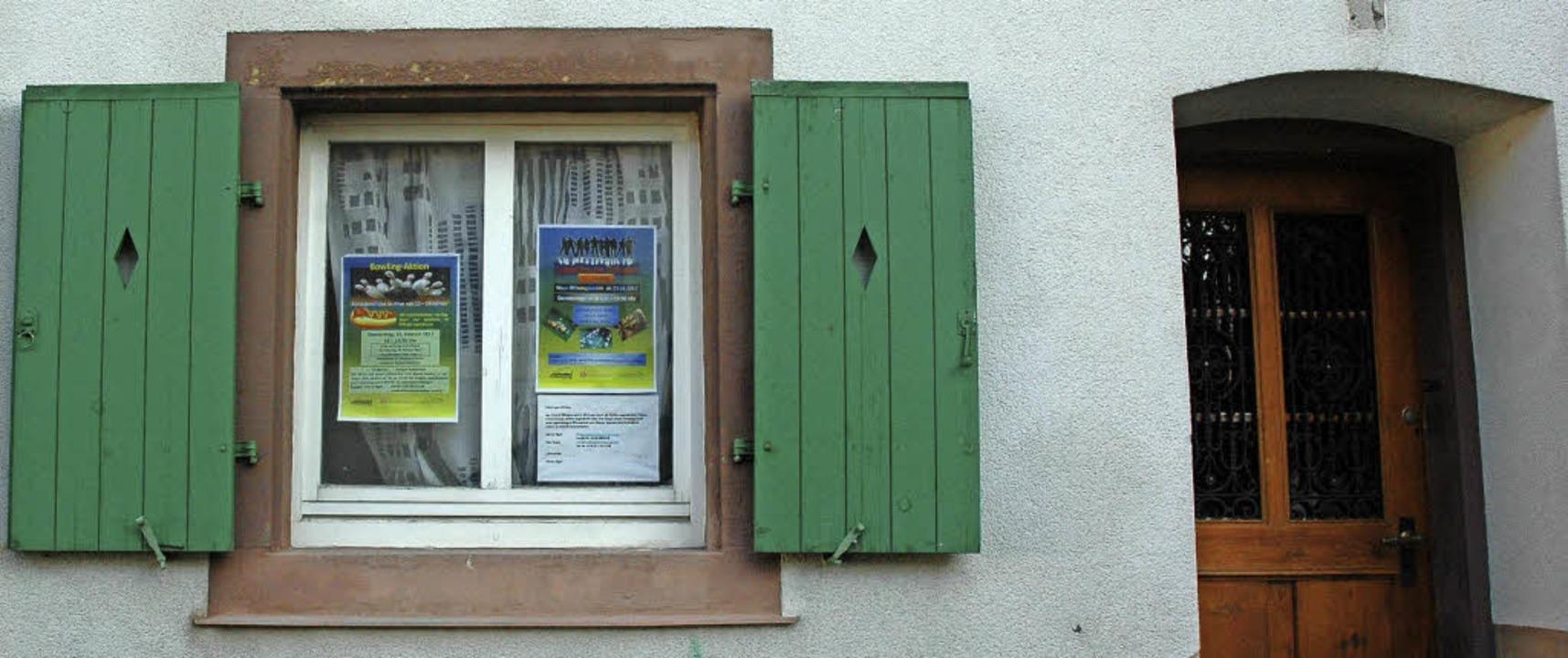 Der Ötlinger Jugendraum soll wieder belebt werden.   | Foto: Ounas-Kräusel