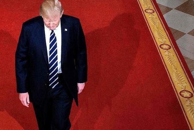 Was kann Donald Trump alles per Dekret regeln?