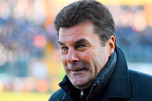 Gladbach-Trainer Hecking nennt SC Freiburg Überraschung der Saison