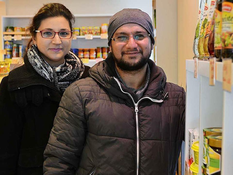 Nicht nur Gemüse, sondern auch andere ...nd Haushaltswaren gehören zum Angebot.  | Foto: Moritz Lehmann