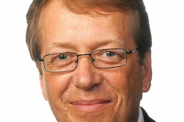 Martin Rießle will zuhören und moderieren