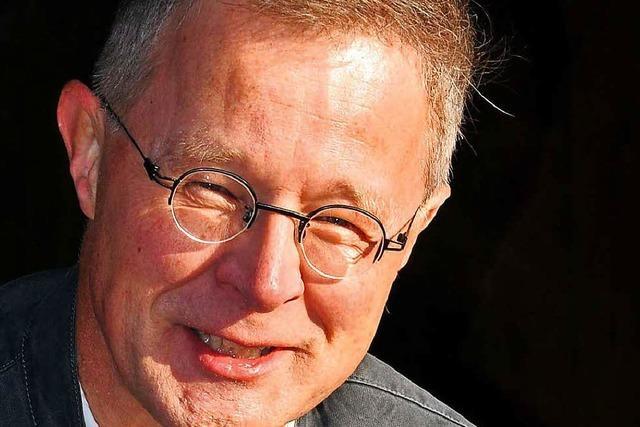 Rainer Bär will die Zukunft mit den Bürgern entwickeln