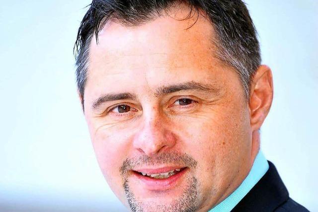 Christian Maier will neue Wohnungsbaugebiete schaffen