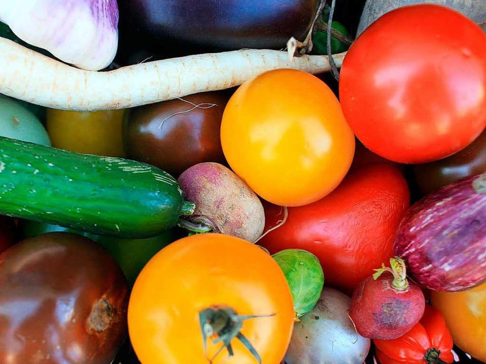 Die Preise für Gemüse sind  in die Höhe geschossen.  | Foto: dpa