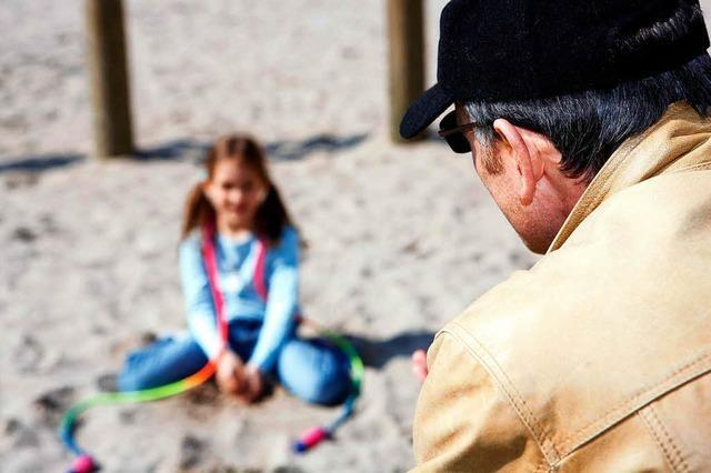 Unbekannte sprechen Kinder im Markgräflerland an
