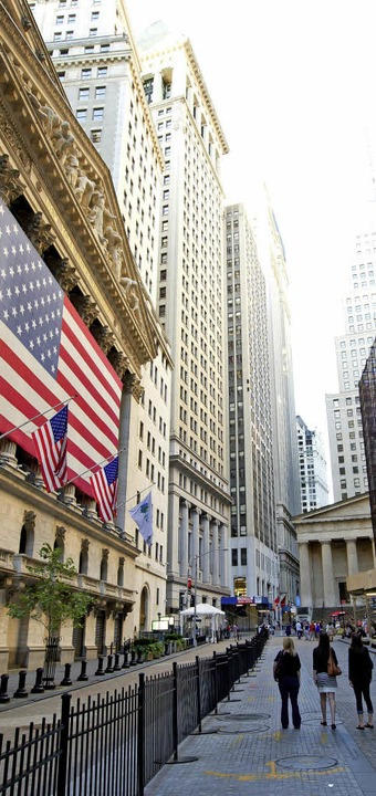 An der Wall Street herrscht große Freude.  | Foto: dpa