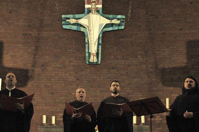Hymnen und liturgische Gesänge aus der orthodoxen Tradition
