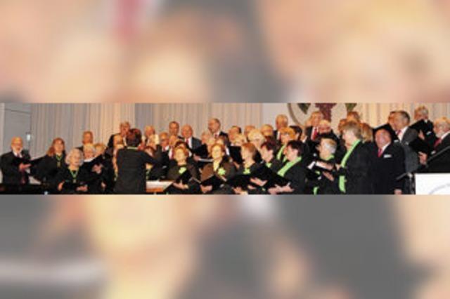 Chormusik in ihrer ganzen Vielfalt