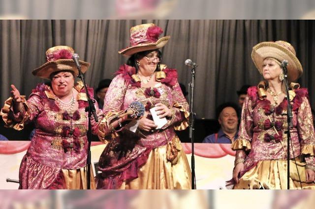 Lörrach: Zeecheneegel-Clique präsentiert den 12er-Rat