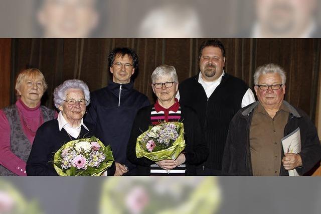 Pfarrer würdigt Chor als Stimme der Kirchengemeinde