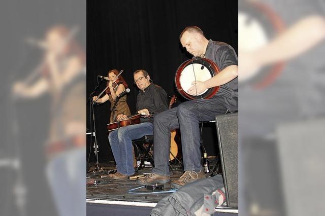 Facettenreiche Musiker
