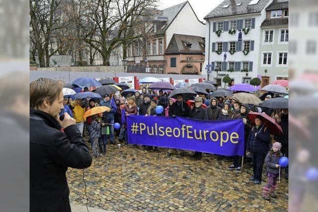 Europa ist nichts für Schönwetterfans