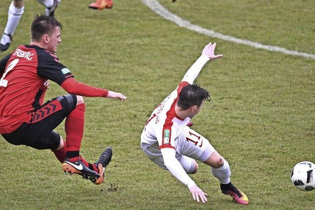 SC-A-Junioren treffen in der Nachspielzeit gegen den FC Augsburg