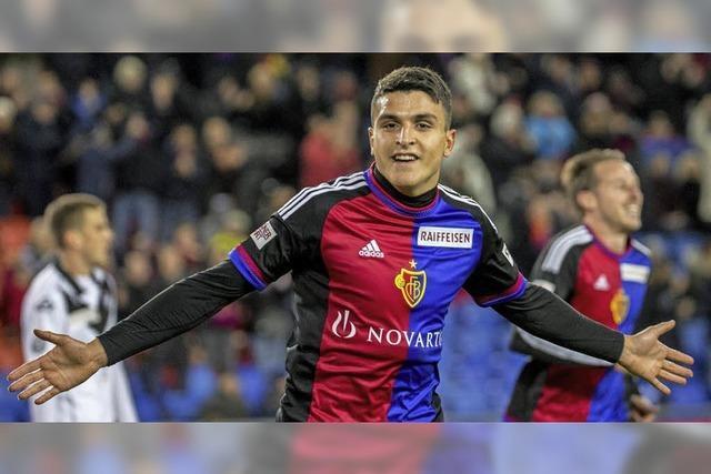 Rückrundenstart des FC Basel macht alle glücklich