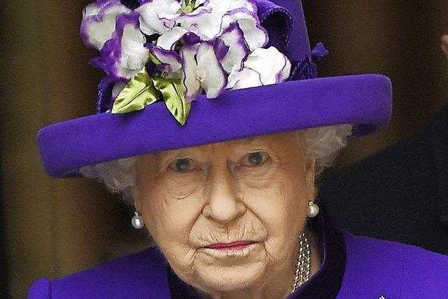 Die Queen sitzt seit 65 Jahren auf dem Thron