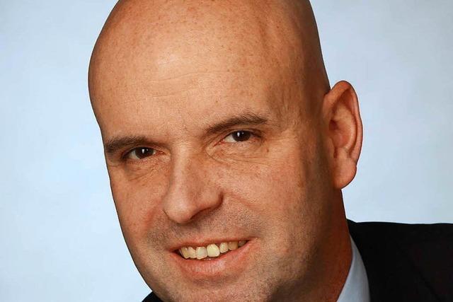 Stephan Schonefeld will eine Zukunftswerkstatt