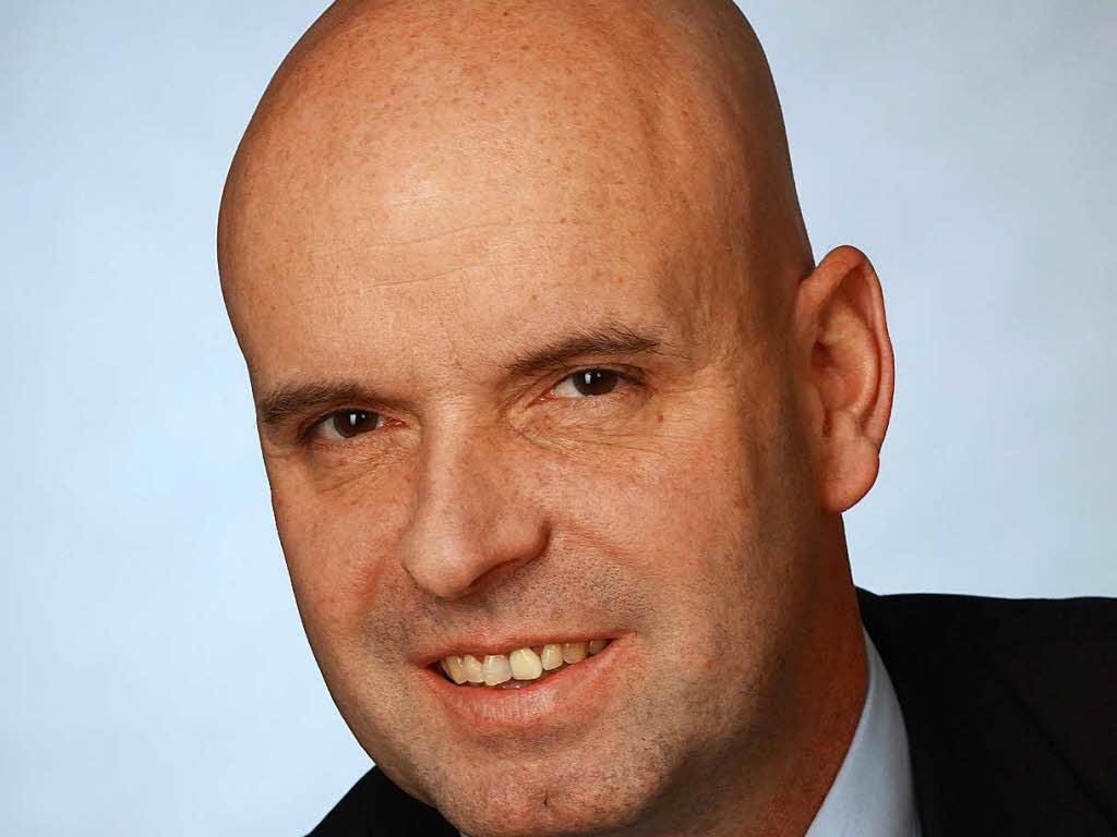 Stephan Schonefeld will eine Zukunftswerkstatt - Badische Zeitung