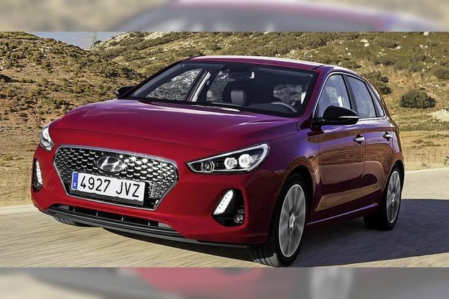 Hyundai i30: Die neue Kompaktlimousine tritt sachlich und modern an