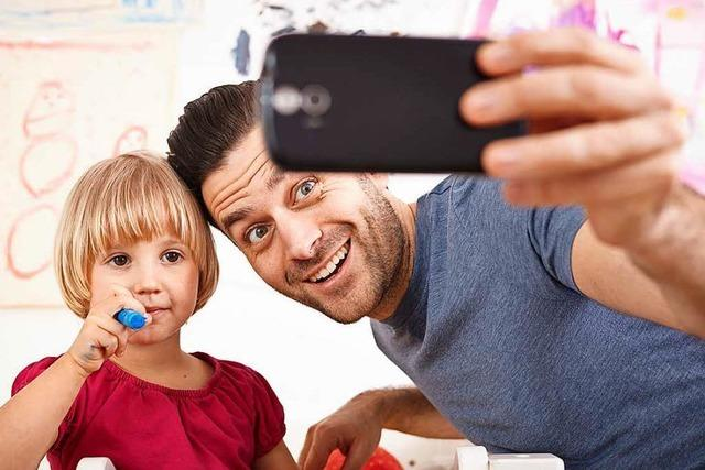 Fotos im Netz: Eltern setzen Kinder unnötigen Risiken aus
