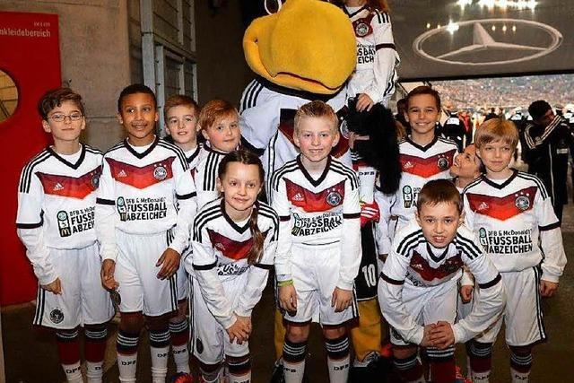 Kinder des FVLB treffen auf Chelsea, Basel und Dortmund