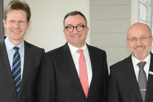 Sparkasse Markgräflerland: Zufriedenstellendes Ergebnis