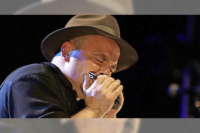 Matthew Skoller Band und Kai Strauss in Emmendingen
