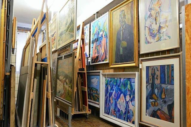 Verwaltung schlägt Hugenmatt als Standort für neues Museumsdepot vor