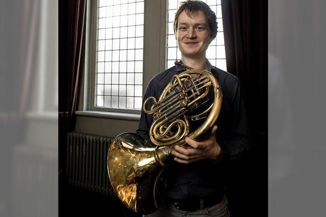 Preisträgerkonzert des Collegium Musicum Basel im Musical-Theater Basel