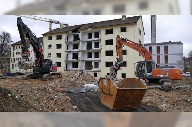 Neuordnung an der Lotzbeckstraße