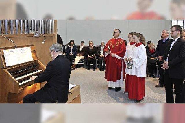 Die Stradivari unter den Orgeln