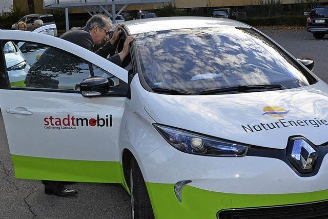 Energiedienst handelt künftig auch mit Autos
